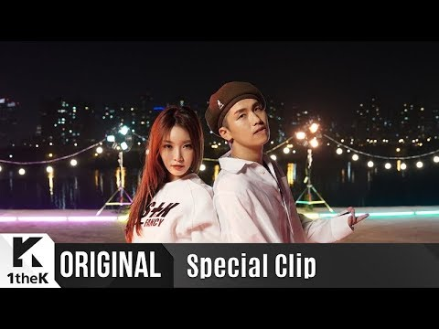 [Special Clip] Babylon(베이빌론)_ 라라라(Feat. 청하)