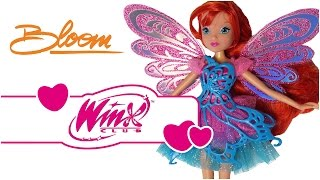Winx Club - Let's discover together the Winx Butterflix Dolls!