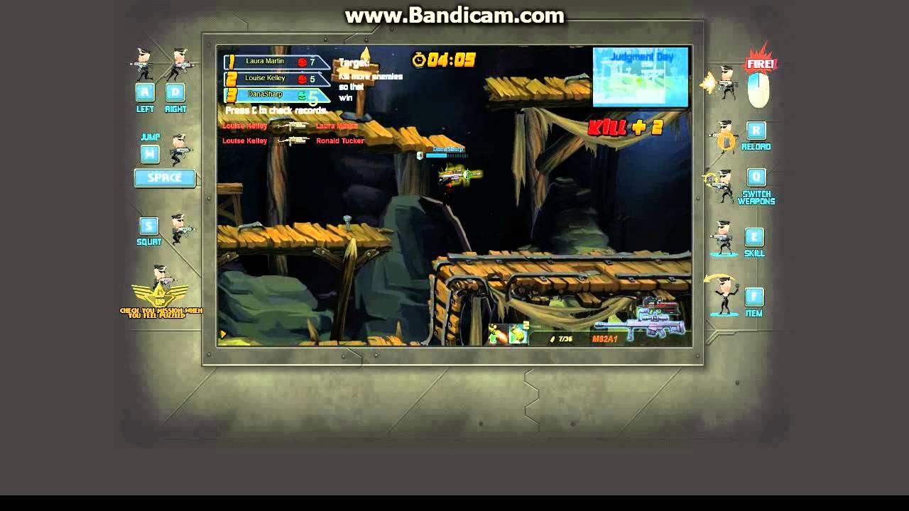 Rambo Games Online