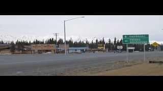 Tok Alaska Mountain views 051713