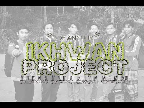 LDF annur present IKHWAN PROJECT ILT1 2015