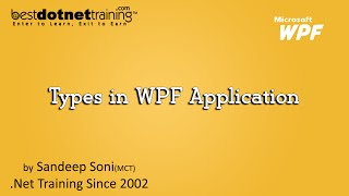 Windows Presentation Foundation (WPF) Tutorial For Beginners - Create Web Application