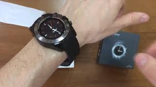 Обзор на умные часы SW007 (SW009) с круглым циферблатом