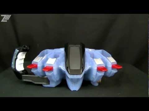 [1080p] DX Fourze Driver - Kamen Rider Fourze