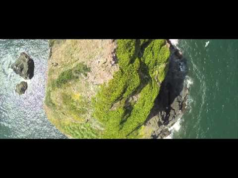 Redwoods to Coast:  California and Oregon by Drone