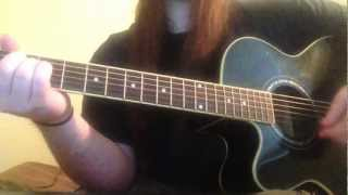 Guitar cover Agalloch
