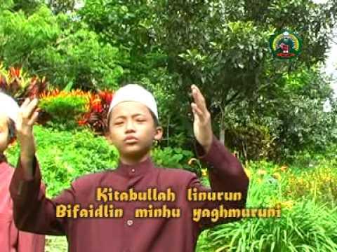 Cool your heart with Shalawat, Anal Islam - Al Muqtashidah - 2