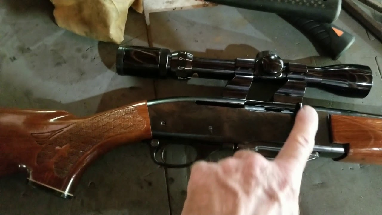 Remington 742 woodsmaster problems  Remington Model 740