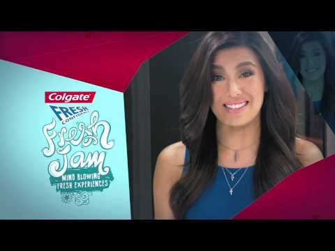 Colgate Fresh Jam Backstage TVC