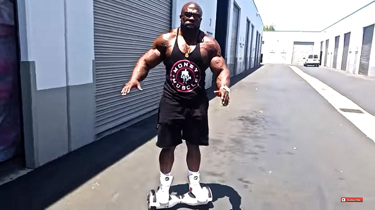 Kali Muscle 2 Wheel Smart Electric Scooter Mini Segway