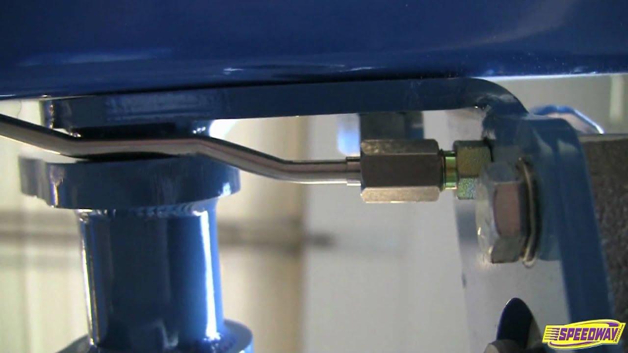 Power Stop Brakes >> Brake Plumbing Basics with Speedway Motors - YouTube