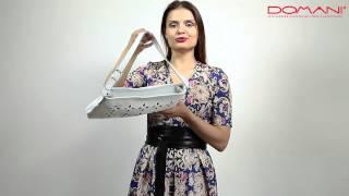 DOMANI/ Женская сумочка DUE OMBRE/ Другие обзоры женских сумок здесь
