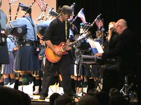 Police Pipes & Drums of Bergen County ROCK Town Hall