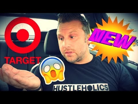 SOURCING TARGET CLEARANCE || RETAIL ARBITRAGE AMAZON FBA