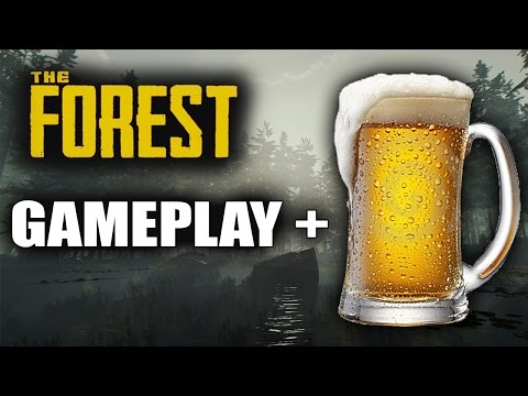 The Forest: Gameplay + Beer Part - 3