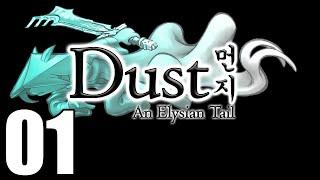 Dust An Elysian Tail Gameplay Walkthrough Part 1 Let