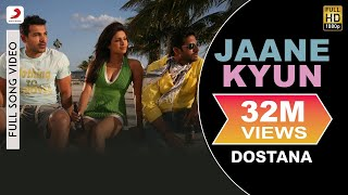 Jaane Kyun (Full Video Song) | Dostana