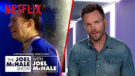 The Joel McHale Show With Joel McHale | Ultimate Beastmaster | Netflix - Продолжительность: 96 секунд