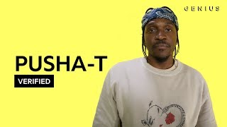 "Pusha-T ""If You Know You Know"" Official Lyrics & Meaning 