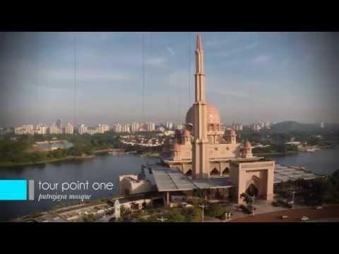 [푸트라자야] 말레이시아 푸트라자야 - Malaysia Putrajaya Travel HD Video 2014