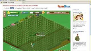 C's Facebook Farmville Auto Clicker
