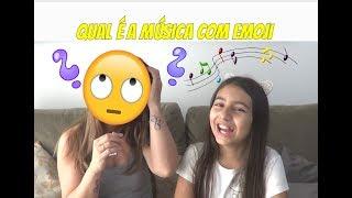 QUAL É A MÚSICA COM EMOJI - Julia Moraes