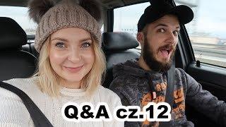 Samochodowe Q&A cz.12  Co z tym Mężem? ♀️ Moje motto życiowe