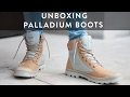 Palladium Boots Pampa Sport Unboxing | Style Tips | On Feet | The New Collections | Llomotes