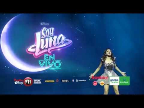 Spot Soy Luna En Vivo en Lima - Perú 2018