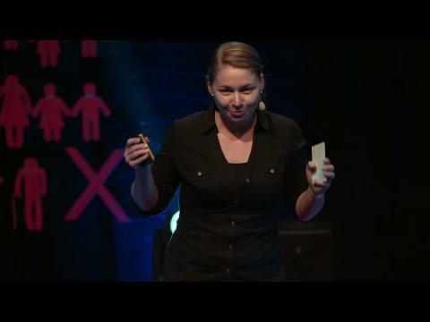 Bitcoin - pohled do světa kryptoměn | Alena Vránová | TEDxPrague