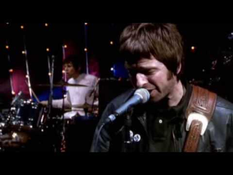 Oasis - Acquiesce [Live in Manchester]
