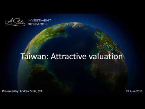 Country profile: Taiwan - Attractive valuation
