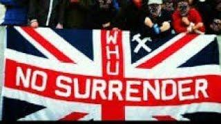 Football Hooligans England Singing