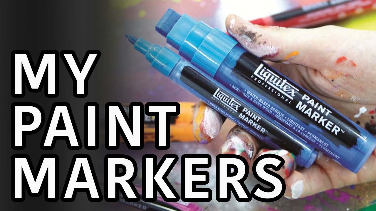 Acrylic Markers How To Refill