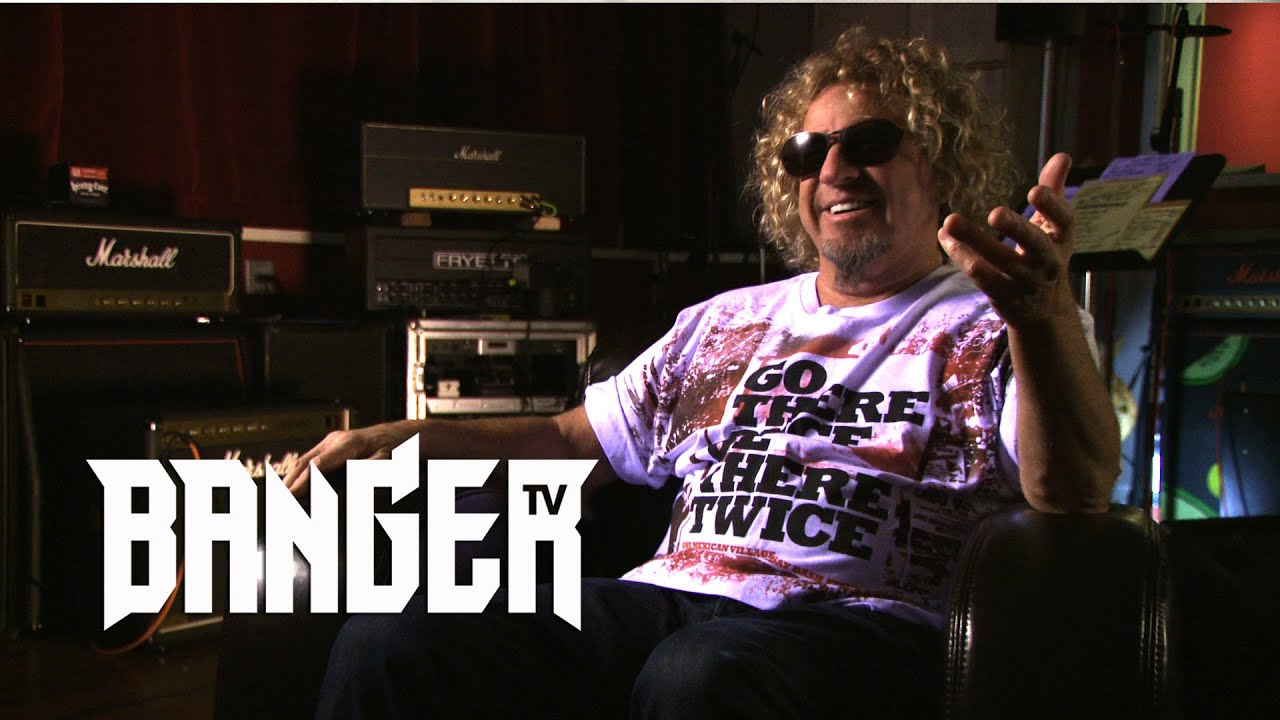 SAMMY HAGAR on early American hard rock | Raw & Uncut episode thumbnail