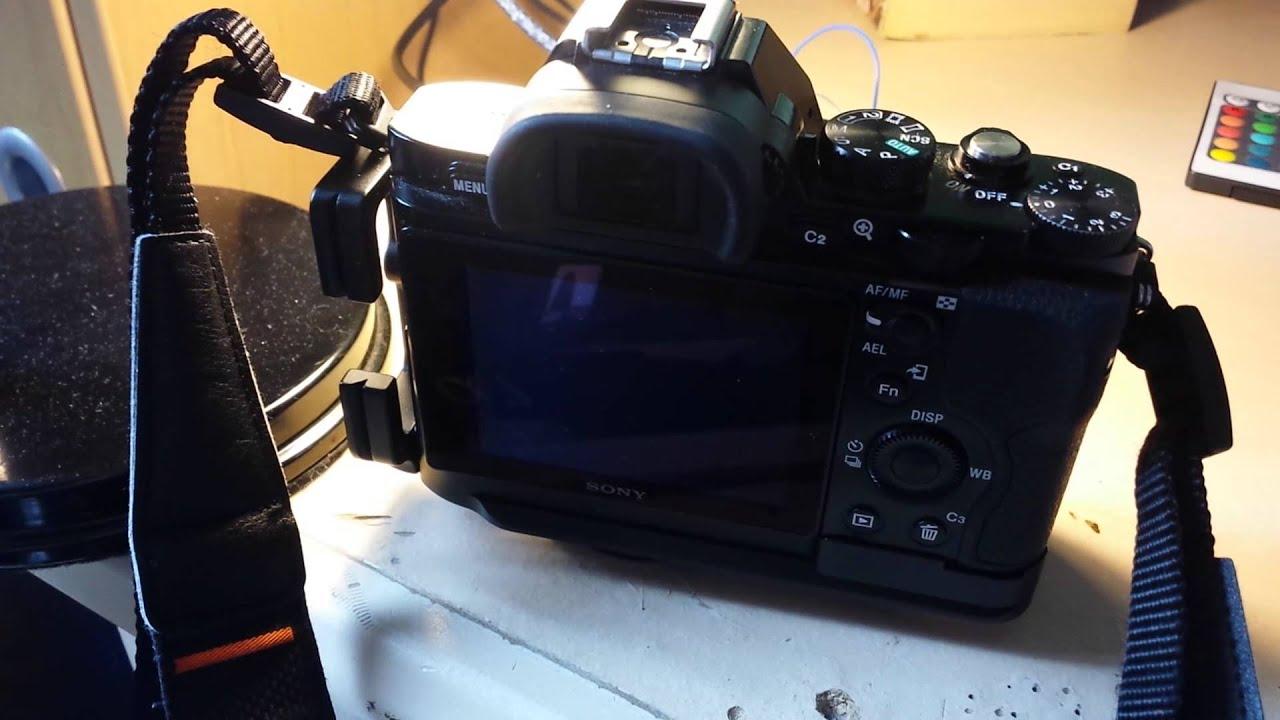 Sony Alpha Fn Menu photos Sony camera Sony Camera hacks