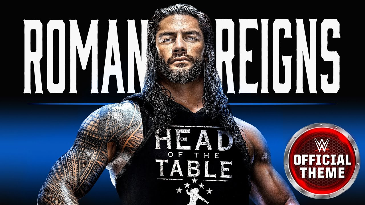 WWE Releases Roman Reigns' New Entrance Theme