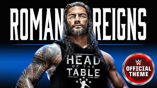 Roman Reigns - Head Of The Table (Entrance Theme)
