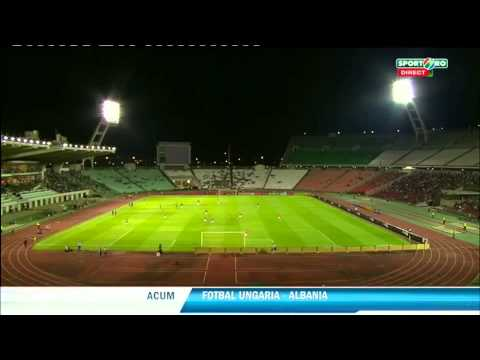 Hungari 1:0 Shqiperi (Hungary 1:0 Albania) - Friendly - full match