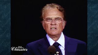Are You Offended By The Cross? | Billy Graham Classic