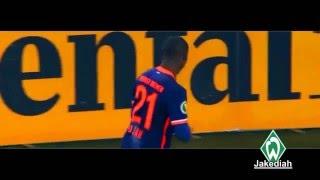 DFB POKAL - BORUSSIA M'GLADBACH VS WERDER BREMEN ALL HIGHLIGHTS 15.12.15 -Jakediah-