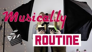 Musical.ly Routine I Finja and Svea