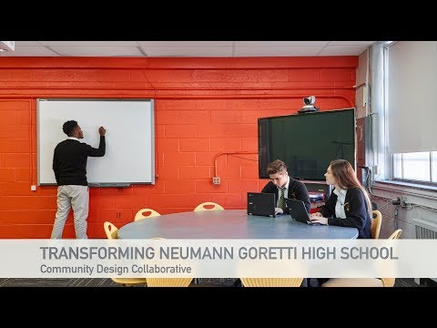 Transforming Neumann Goretti High School