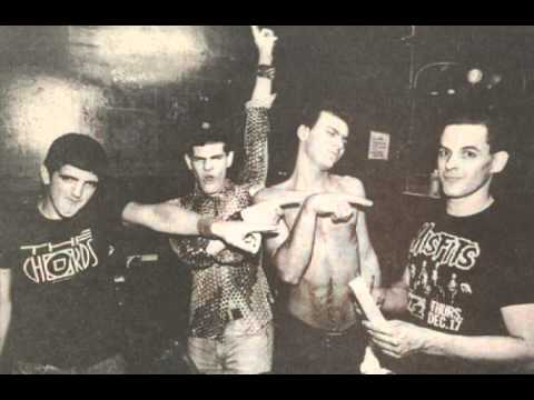 Reagan Youth - I hate hate!