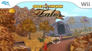 Crazy Chicken Tales (EUR) | Dolphin Emulator 5.0-9664 [1080p HD] | Nintendo Wii