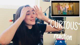 """Hayley Kiyoko """"Curious"""" Reaction!"""