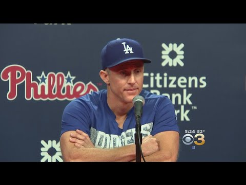 Philly Farewell: Chase Utley Set To Play His Final Regular-Season Series In Philadelphia