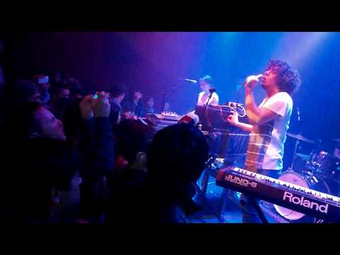 Neon Indian - Psychic Chasms Live! in SF