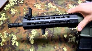 the ar  pistol it