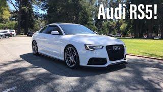 Audi RS 5 2013 Videos